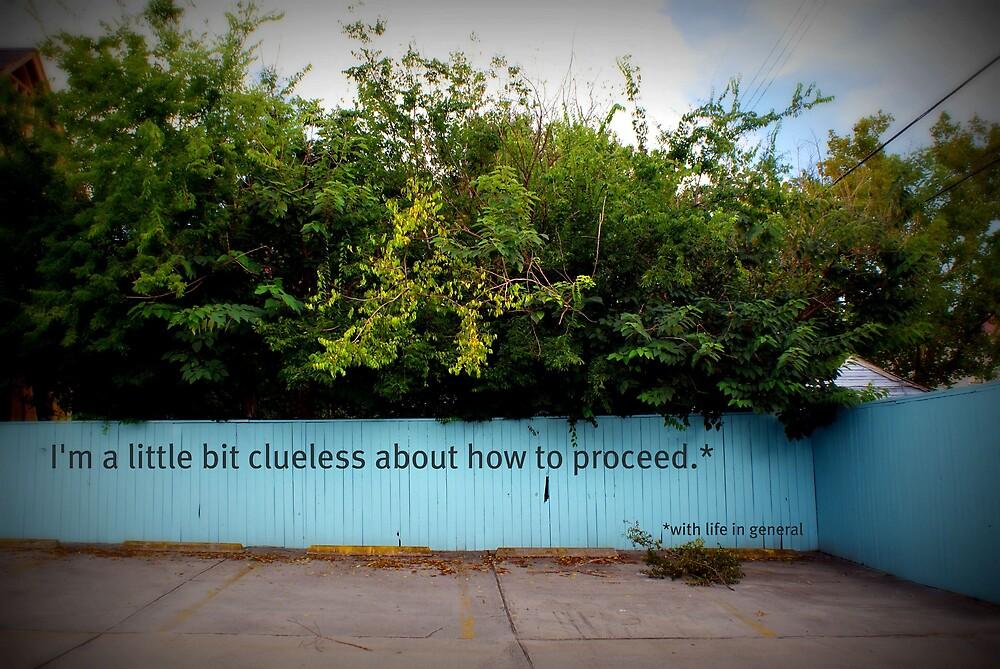 A Little Bit Clueless by Shannon Byous Ruddy