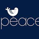 Peace Bird by robinpickens