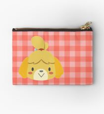 Isabelle Pink  Studio Pouch