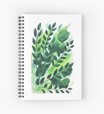 Growth Spurt Two Spiral Notebook