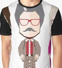 Professors Graphic T-Shirt