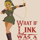 What if Link was a girl? by NeleVdM