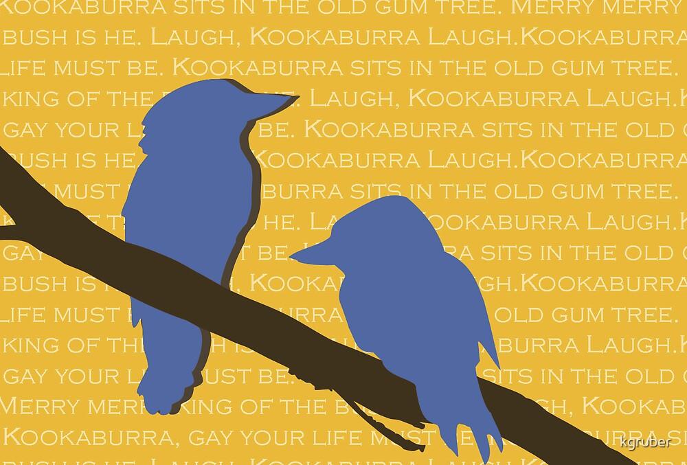 Kookaburras by kgruber