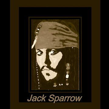 JACK SPARROW - JOHNNY DEPP by Arrow