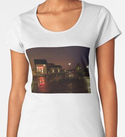 Karaoke club Women's Premium T-Shirt