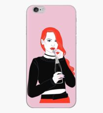 Cheryl Blossom iPhone Case