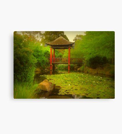Monet Moment No 2 Canvas Print