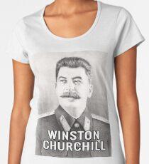 Joseph Churchill Women's Premium T-Shirt