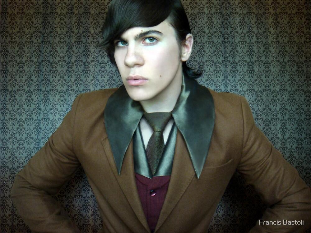 Self-Portrait by Francis Bastoli