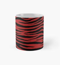 0263 Firebrick Tiger Classic Mug