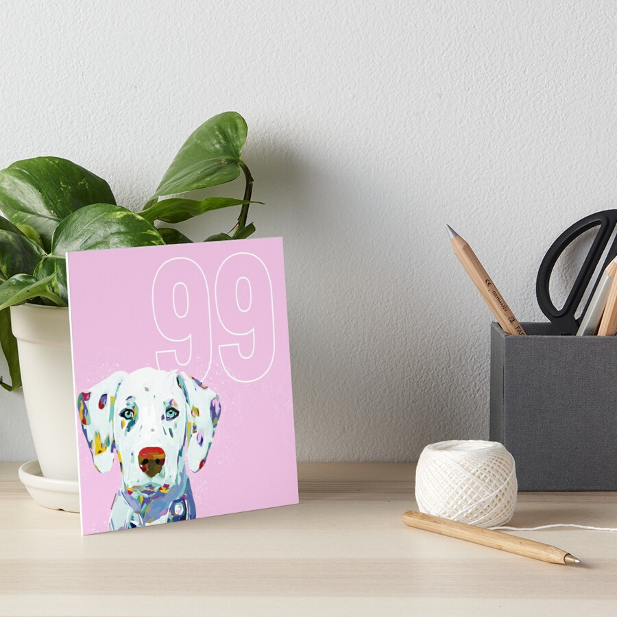 99 by The Huggable Dog