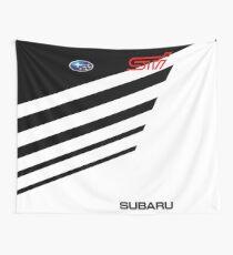 STI Subaru Sport Wandbehang