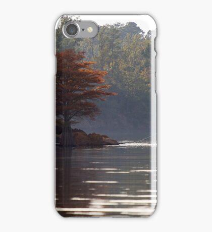 Fishing in Toledo Bend iPhone Case/Skin