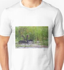 Five New Cygnets T-Shirt
