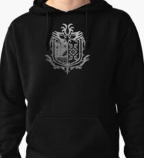 Monster Hunter World Pullover Hoodie