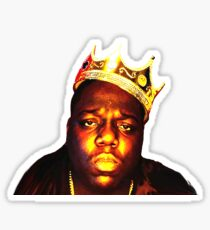 Biggie Biggie Cant You See Sticker
