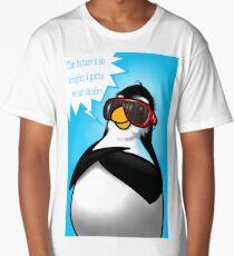 Penguin Fun - Cool Times Long T-Shirt