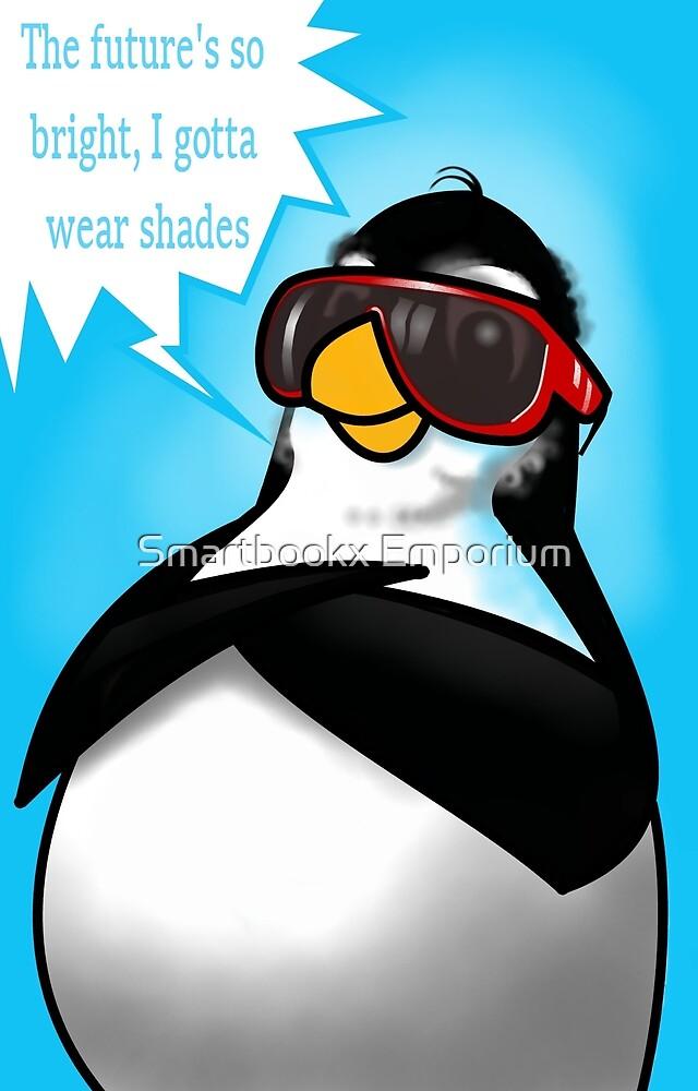 Penguin Fun - Cool Times by Smartbookx Emporium