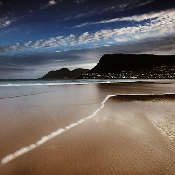 Fish Hoek Beach II by louishiemstra