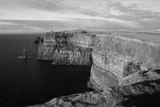 Cliffs of Moher by John Quinn