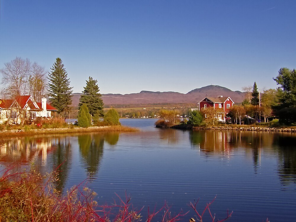 Eastman,Quebec by marchello