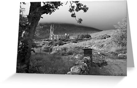 Dunlewey church by John Quinn