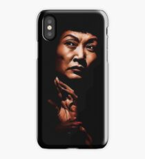 巫 iPhone Case/Skin