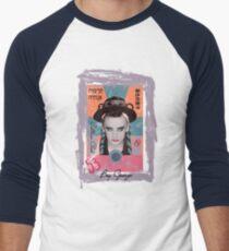 Boy George  Men's Baseball ¾ T-Shirt