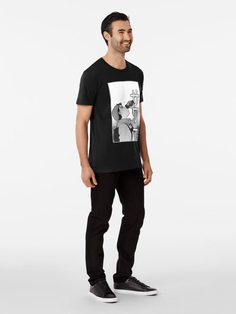 Alternate view of sour Premium T-Shirt