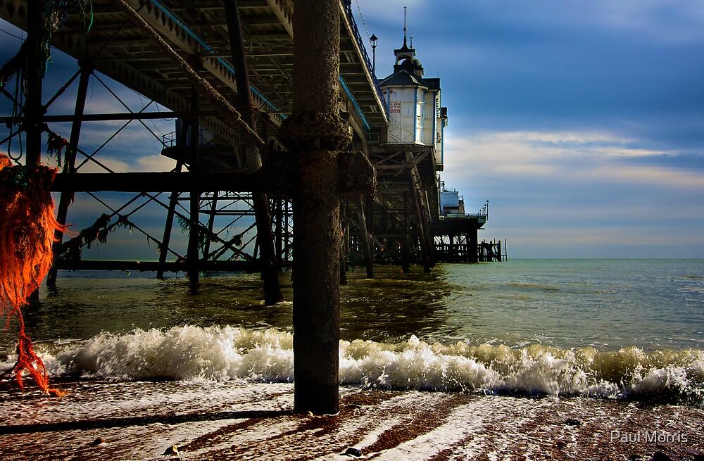 Eastbourne Pier by Paul Morris