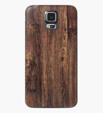 oak texture  Case/Skin for Samsung Galaxy