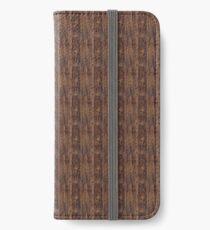 oak texture  iPhone Wallet/Case/Skin