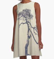 A single tree A-Line Dress