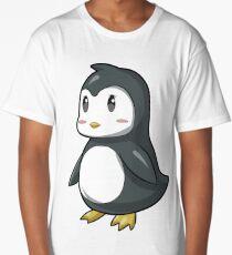 Cute Penguin Long T-Shirt