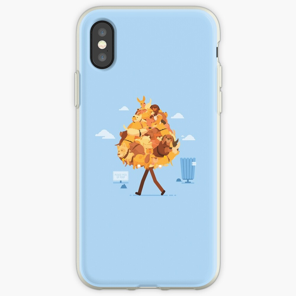 Dog Collector iPhone Case & Cover