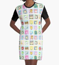 Animal Crossing Robe t-shirt