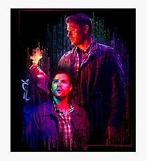 Supernatural Reloaded Photographic Print