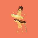 Churros and Donuts by crispe