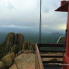Devil's Head Lookout Station by MinistryBackpac