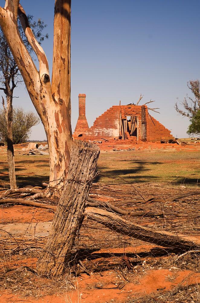 Terrick Ruins by daveoh