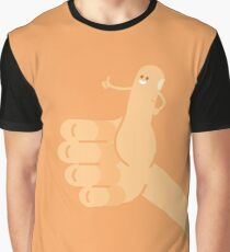 Thumbs Up Graphic T-Shirt