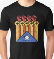 Freedom for Catalunya / Catalonia Unisex T-Shirt