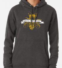Save The Bees! (Dark) Pullover Hoodie