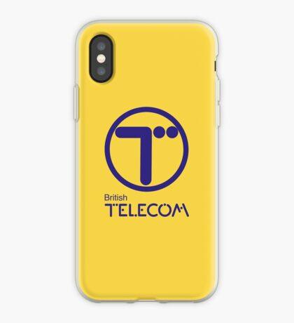 NDVH British Telecom iPhone Case