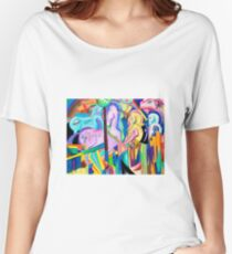 Magical Friendship Stables Women's Relaxed Fit T-Shirt