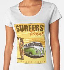 VW Kombi Surf Design Women's Premium T-Shirt
