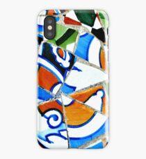 Hidden Gaudi Tile Work iPhone Case/Skin