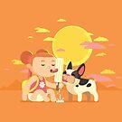 Summer Licker by crispe