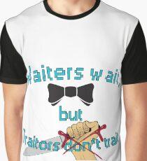 Waiter - Traitor Graphic T-Shirt