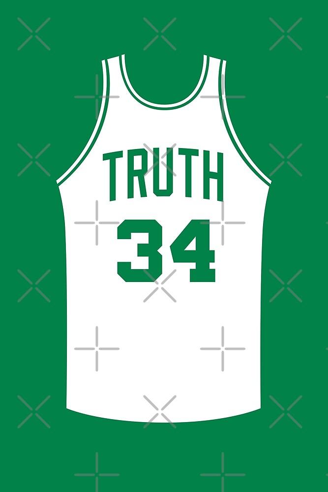 Truth Jersey Script 1 by SaturdayAC